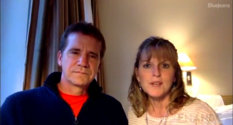 LIVECAST REPLAY: Bill and Denise Duehl 10 days after Bill's Single-Level Lumbar ADR