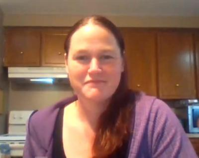 LIVECAST REPLAY: Susan Eaton